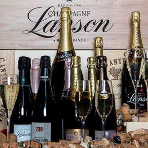 Champagne & Mousserande viner